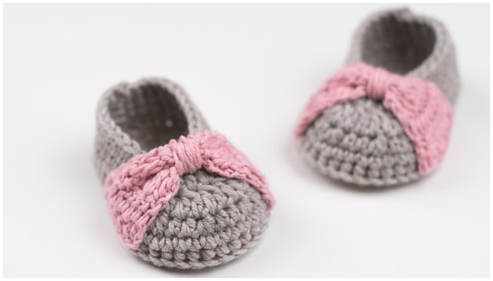 Crochet baby booties are among the most popular handcrafted projects. They are cute and beautiful. Well there are 16 Free booties to choose-4