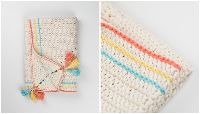 Free crochet blanket patterns for beginners are the ultimate crochet patterns. I wanted to make a post where you can easily find the best patterns and I did it for you girls !