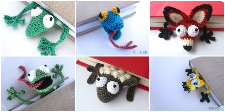 These nine crochet bookmark patterns are small projects that require just a little bit of yarn and time. Here are some free and paid crochet patterns for making bookmarks.