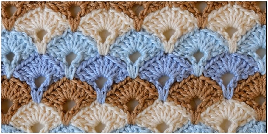 This video crochet tutorial will help you learn how to crochet a Crochet Box stitch. My goal is to teach others how to do crochet, knitting, cross stitch and much more.