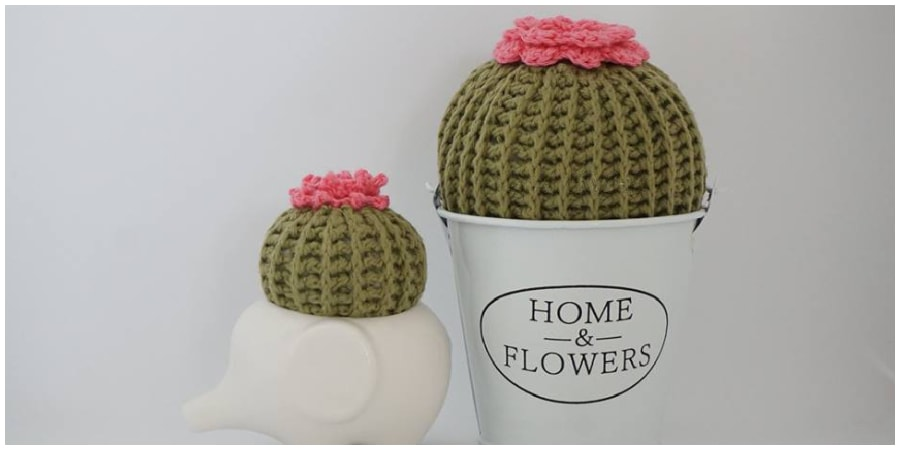Crochet Cactus is incredibly simply to make and this cactus video tutorial is also incredibly adaptive and you can use the basic parts to create hundreds of unique cactus, you can even combine the different variations. Enjoy, guys !