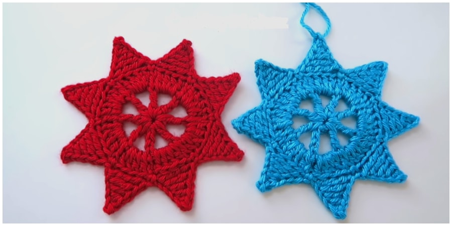 Crochet Christmas Ornaments Learn To Crochet Crochet Kingdom