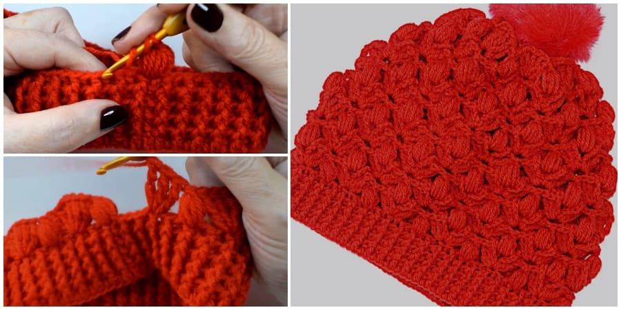 Easy Crochet Hat Learn To Crochet Crochet Kingdom