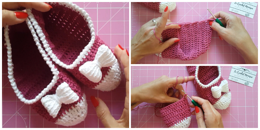 This is a step by step video tutorial on how to Crochet adult slipper which are very easy and fun to make...