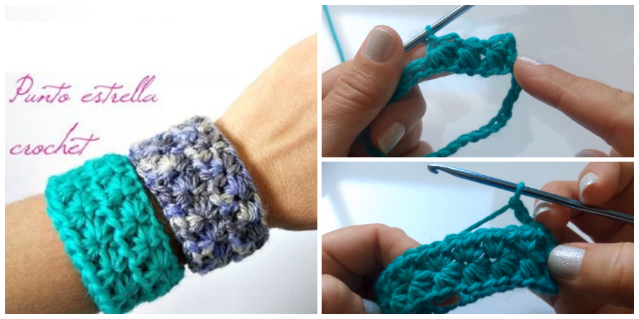 If you're looking for a beautiful handmade gift to make, Crochet Bracelet is definitely a good project to try.