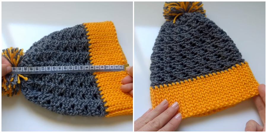The perfect project to keep heads warm in the cold weather is Crochet Hat. We've got beanies, slouchies, cloches, berets and bobble hats, for you. Enjoy, guys !