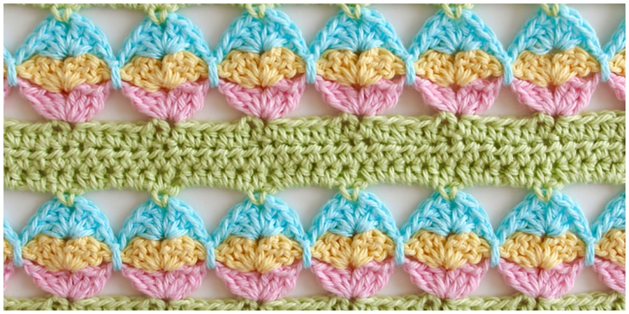 These 5 Free Crochet Baby Blanket Patterns each make a perfect gift for a new baby. Make one of these Crochet Baby Blanket patterns to ensure that you don't miss out on giving a gift that will be loved forever.
