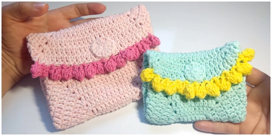 Crochet this free crochet pattern. The Crochet Hexagon Handbag has a unique and interesting texture, making it hard to pass by. Be prepared, this is going to be another lengthy tutorial, with both crochet and sewing involved. Enjoy, guys !
