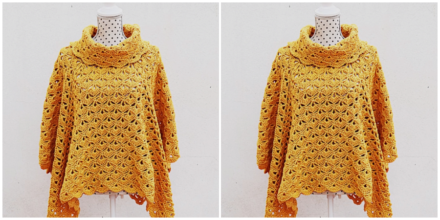 It's not only superheroes who need Crochet Poncho patterns! Ponchos are indeed a necessary garment for everyday life. They're just the thing for extra cosiness in place of, or on top of, a jacket. We have tutorial for ladies. Enjoy, guys !