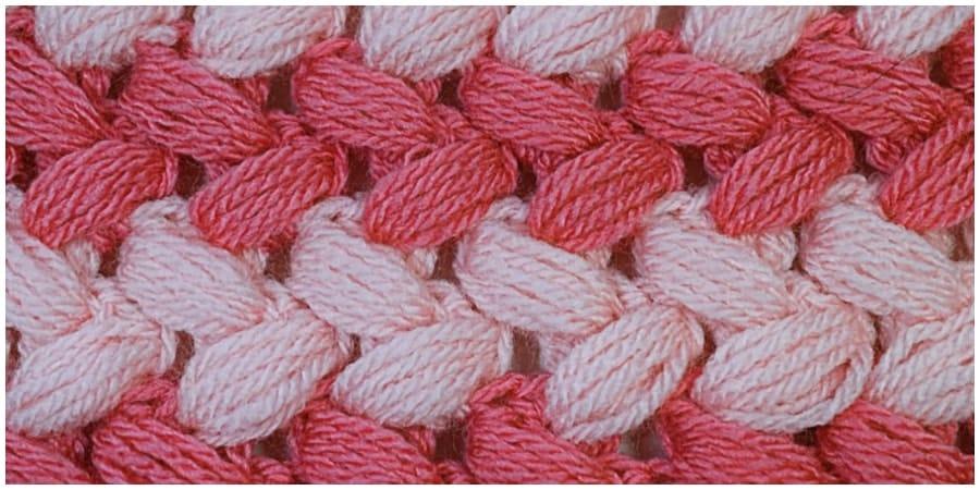 Crochet Puff Stitch Blanket Learn To Crochet Crochet