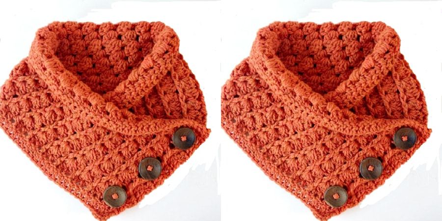 Learn how to crochet a scarf for winter, spring, summer, or fall with these simple crochet scarf pattern. Find crochet scarves, crochet hooded scarves, and more featured. Enjoy, guys !