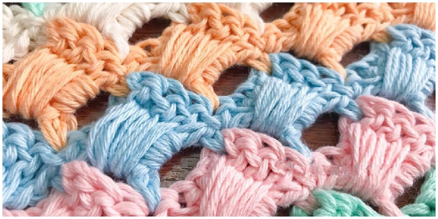 This Crochet Square Stitch step by step video tutorial, allows you to learn a new crochet stitch quickly and easily. This guide demonstrates the crochet box stitch visually, with pictures and a video so you can practice and learn at your own pace. Enjoy, guys !