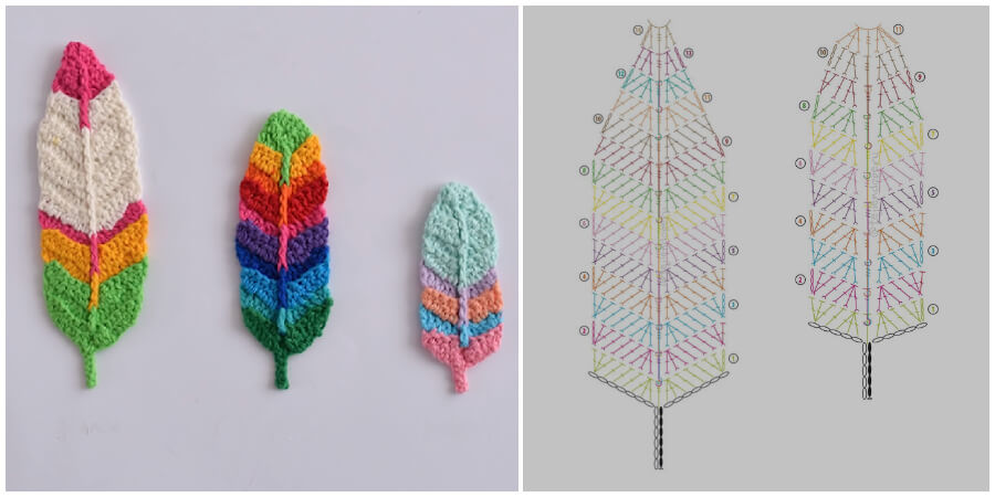 If you are searching for some breathtaking ideas, I have something special for you. You are going to love these Crochet Feathers Pattern Ideas and we have plenty of gorgeous free versions for you. If you done this project, please add image to comment !