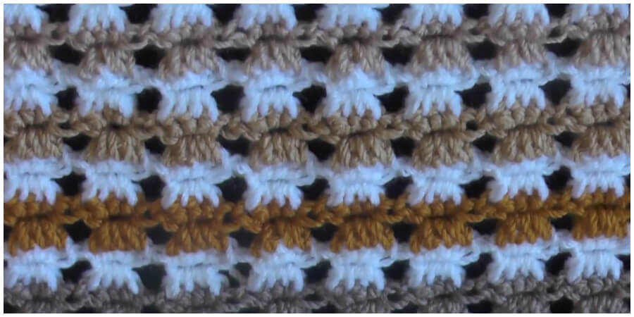 This is a super easy left-right handed fast step by step tutorial that will teach you how to Crochet Very Easy Angel Crochet Stitch Tutorial.