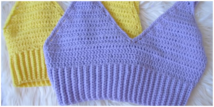 Crochet Summer Crop Top Patterns are great to make crop tops to wear over bra or dresses for summer season. Enjoy !