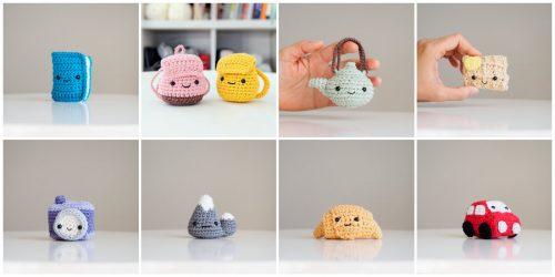 7 Free Easy Amigurumi Patterns How To Crochet Crochet Kingdom
