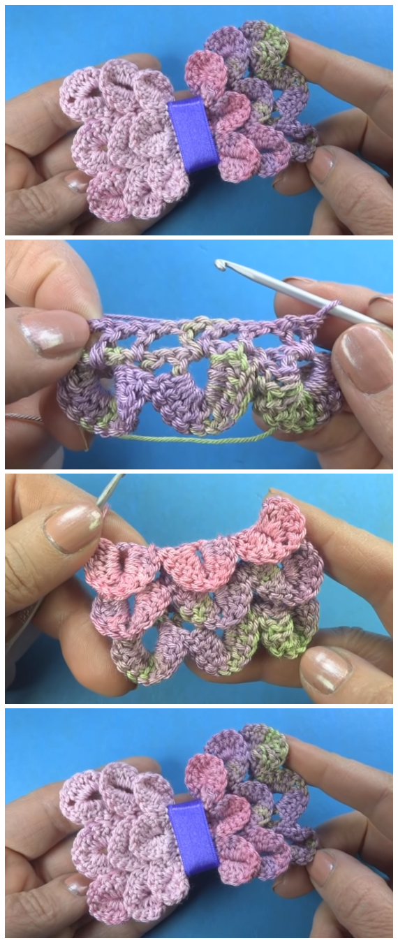 Crochet the fashionable way with this eye catching bow tie. Crochet a bow tie for girls or boys who enjoy making a fashion statement.