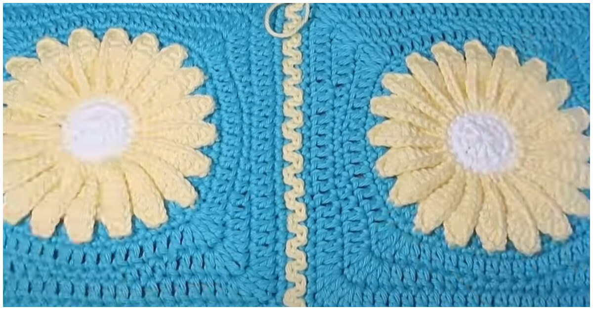 How to Crochet - Did you know that Join Squares Idea in Crochet can be just as creative as crocheting them in the first place?